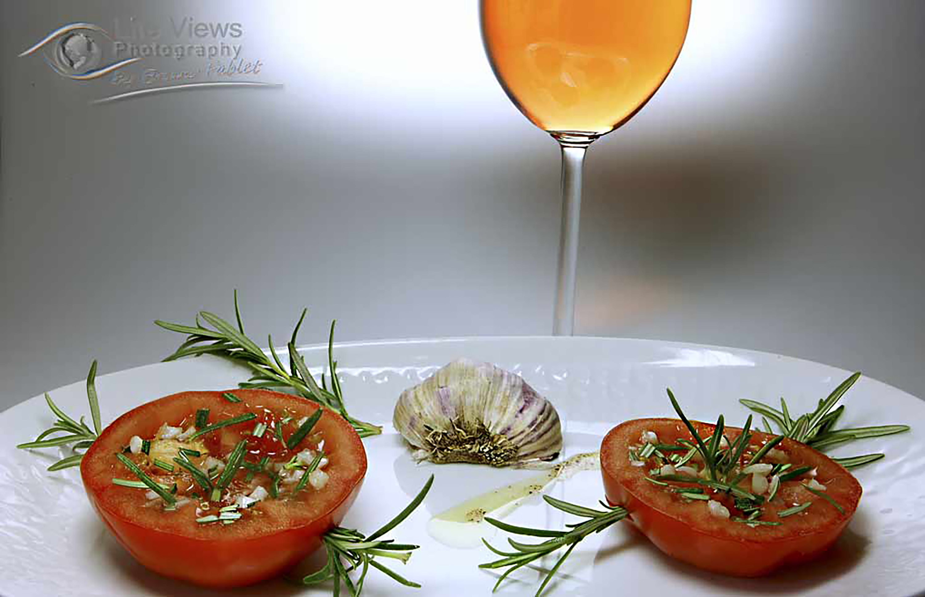 Photographie culinaire Life Views
